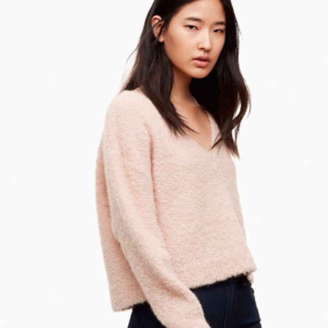 Wanted: Aritzia Wilfred marseille sweater