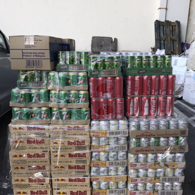 Wholesale Canned Drinks, Food & Drinks, Beverages on Carousell