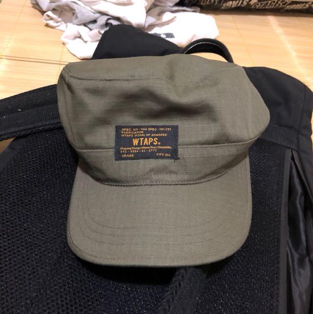 Wtaps 軍帽 綠色