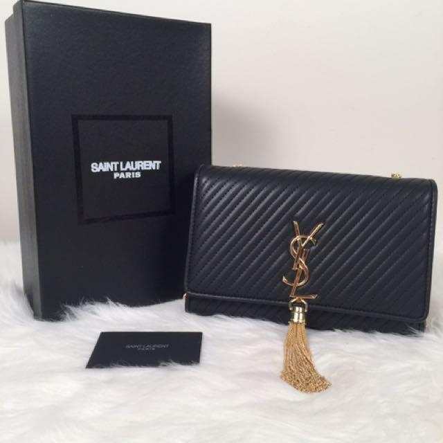 YSL Tassel Crossbody bag