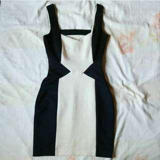 Guess bodicon dress