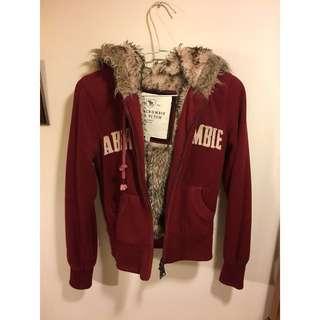 AF厚外套