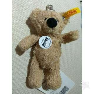 Steiff 德國金耳釦泰迪熊- 鑰匙圈