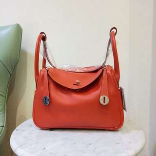 hermes lindy authentic