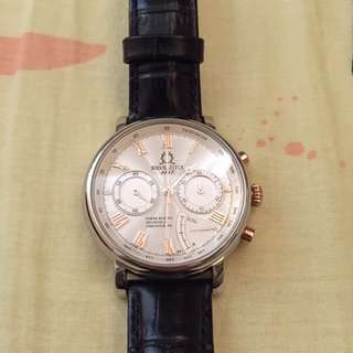 Solvil Titus 1887系列 鐵達時自動機芯腕錶 Not Rolex Panerai