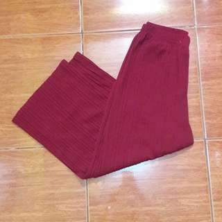 CULOTTES (PLEATED)