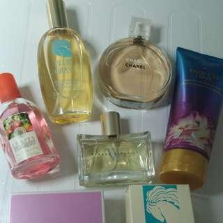 Take All perfumes