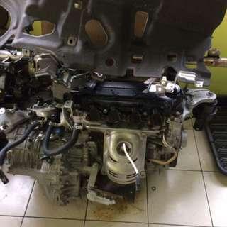Honda Jazz 2015 Engine