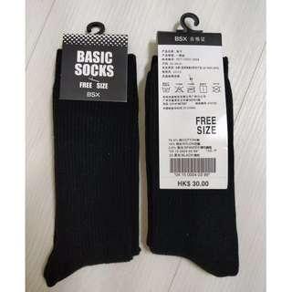 Q&T 超取免運 品牌BSZ 棉質襪子 長襪子 西裝襪子 純色襪子 #舊愛換新歡