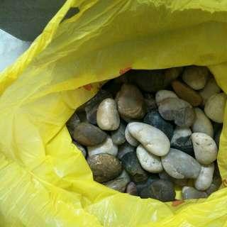 Bag Of Stones For Aquarium