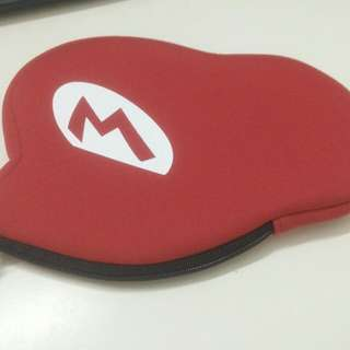 3DS Limited Editio  Nintendo Club hat pouch