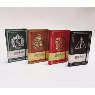 Harry Potter Hardcover Ruled Journal