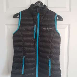 Inspirato Lightweight Down Quilted Vest