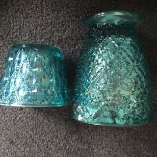 Two little decor cups