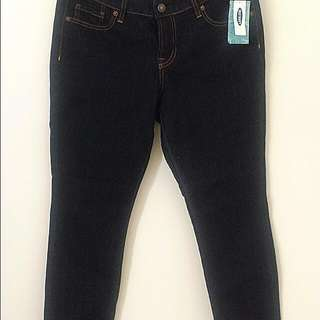 Jeans Old Navy Size 8 Petite