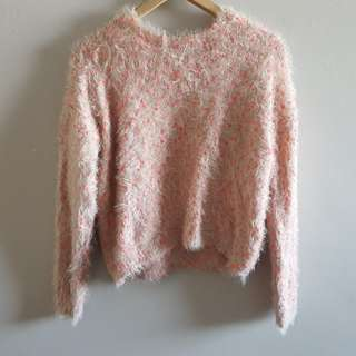 Size Small Urban Outfitters Furry Sweater