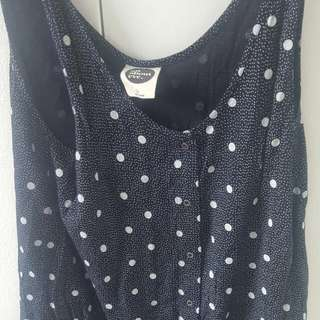 All About Eve Spotty Dress