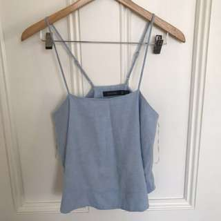 Glassons linen top