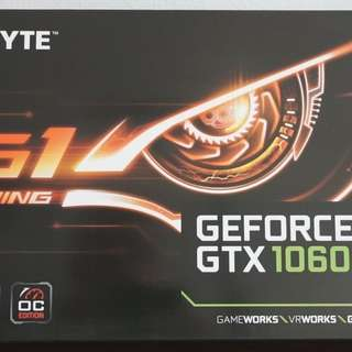 Gigabyte G1 Gaming GTX 1060 3GB