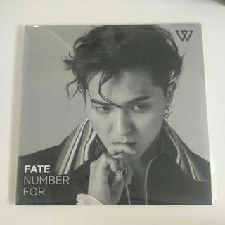 Winner Song mino fate number for kpop