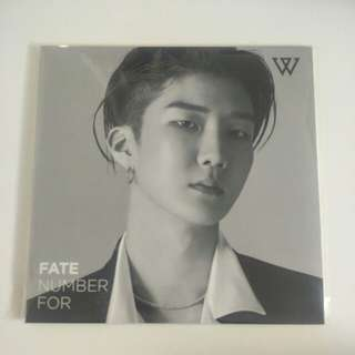 Winner seunghoon fate number for kpop cd