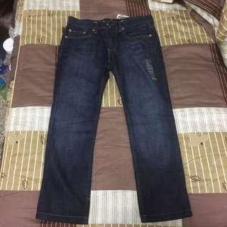 🚚 全新 GAP 28*30 窄管牛仔褲