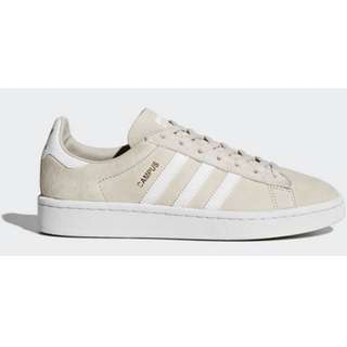 Adidas Women's Campus Shoes Clear Brown Colour US Size 7.5