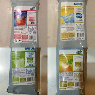 Nestle Juices