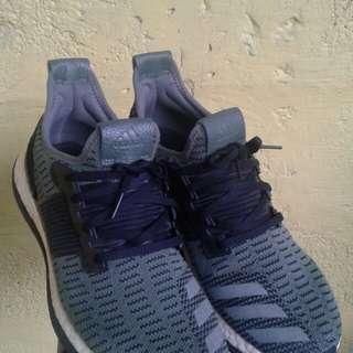 Adidas Pureboost zg primeknit army green