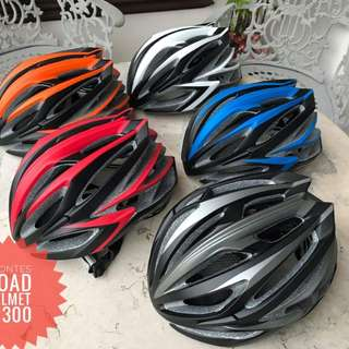Brontes mtb and road helmet