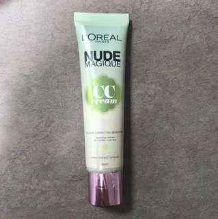 Loréal Nude Magique CC Cream
