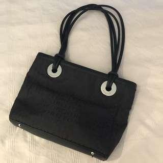 Oroton Navy Handbag Authentic