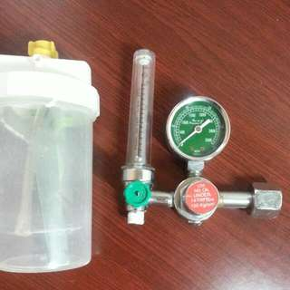 Medical Oxygen Tank Regulator