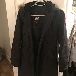 Authentic Canada Goose Trillium Parka