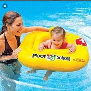 1-2-3 Baby pool seat