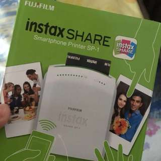 Instax SP-1 printer