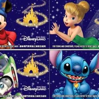 徵迪士尼門票
