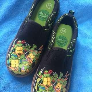 Ninja Turtles Slip On shoes