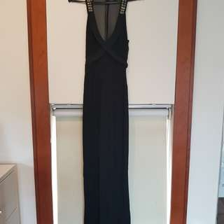 Armani Exchange evening gown (worn only once) Original Price HKD2660