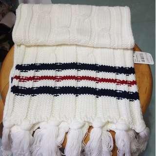 全新 日本 頸巾 Scarf