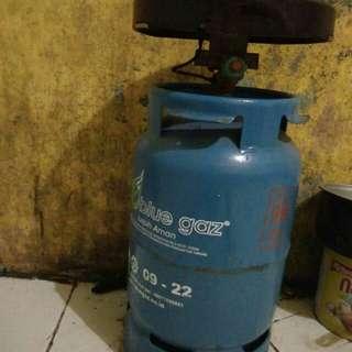 Tabung gas blue gaz