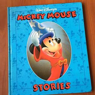 Disney Mickey Mouse Stories Book