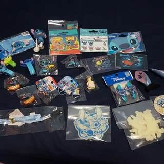 Stitch Angel Alien Bear collections