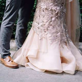 Customade Wedding Dress