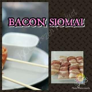 Bacon Siomai (7 pcs)