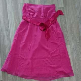 Prelovee Maternity tube dress