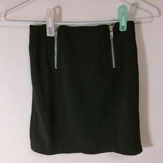 🚚 雙拉鍊氣質包裙