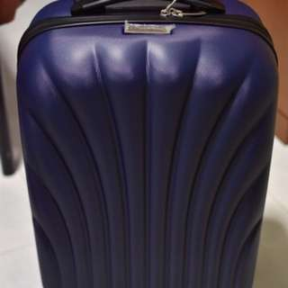 """Jay Gee Card 20"""" Travel Luggage"""
