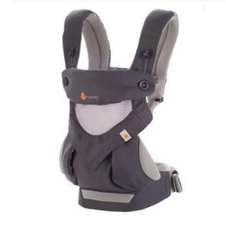 Ergo Baby 4 positions 360 Cool Air Carrier