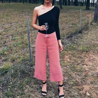 SABA culottes in pink